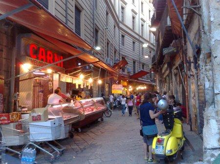 Vucchiria market