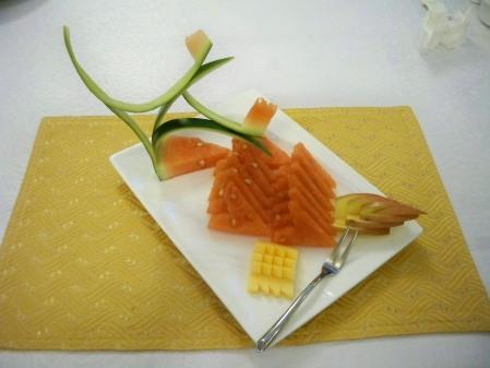 Modern melon