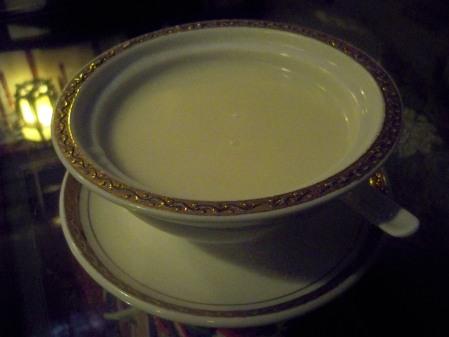 Almond Paste Soup
