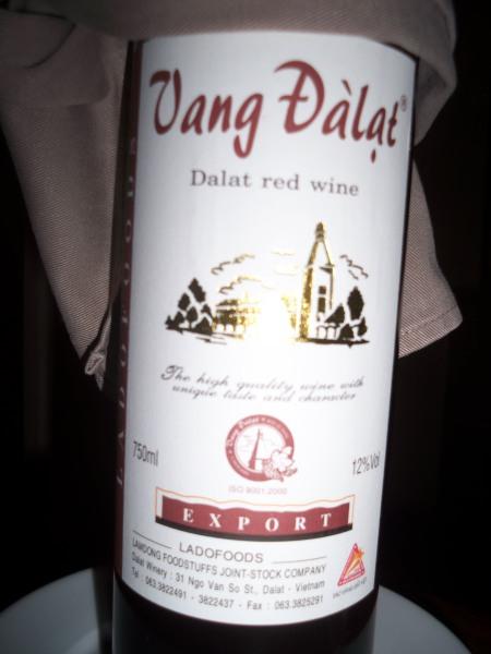 Vang Dalat