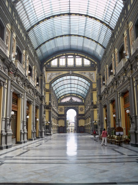 Galleria Principe long view