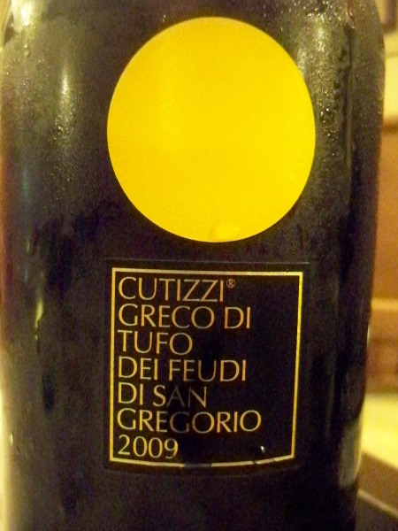 Great greco di tufo