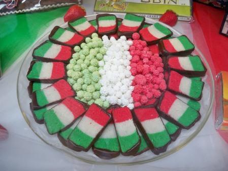 Patriotic sweets