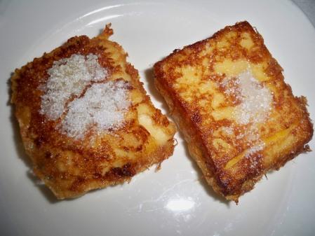 Leche Frita Caseras