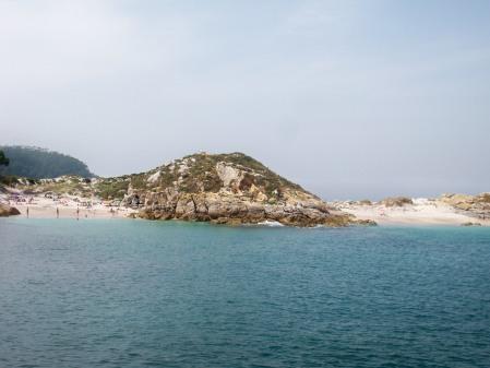 Smaller beaches