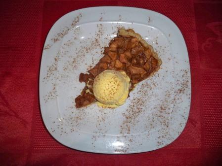 Tarta de Maca