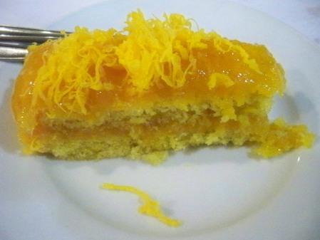 Torta di Ovos Moles