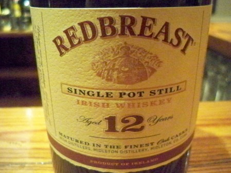 Red Breast 12 year-old
