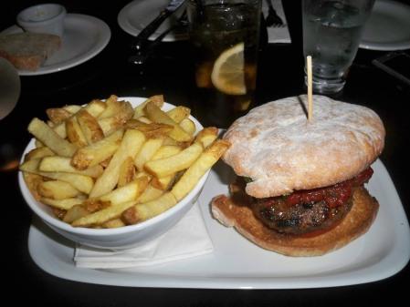 Odessa burger