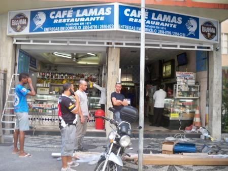 Cafe Lamas