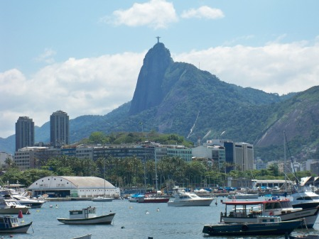 Urca harbour