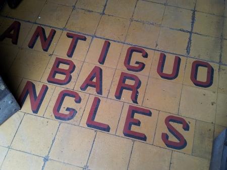 Antiguo Bar Ingles