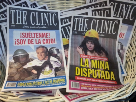 The Clinic mag
