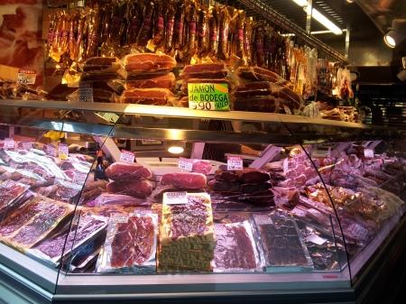 Ham stall