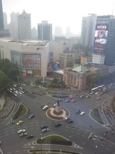 Nanjing traffic