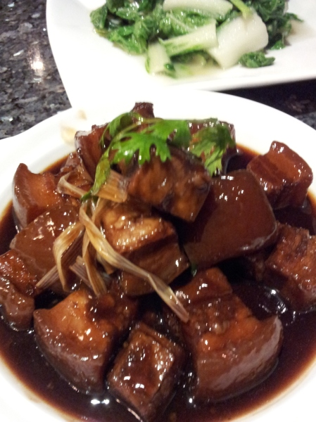 Stewed Fatty Pork