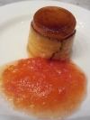 Flanlet with Tomato Jam