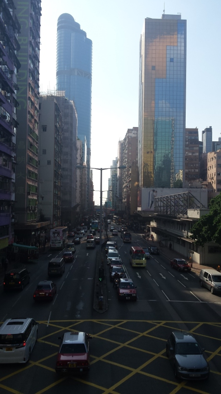 Mongkok Streets